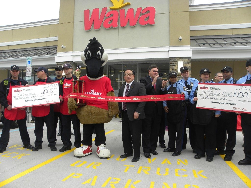 A New Super Wawa comes to Aramingo Ave and Wheatsheaf Lane!
